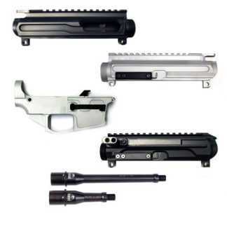 AR Pistol Caliber Parts